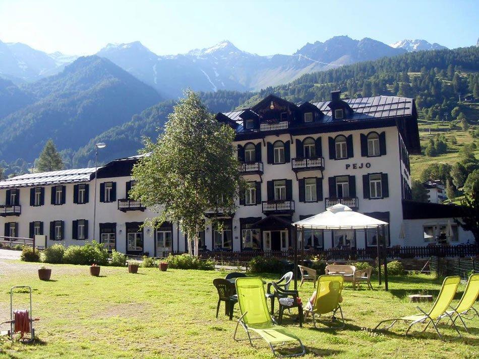 Hotel Pejo - Esterno struttura