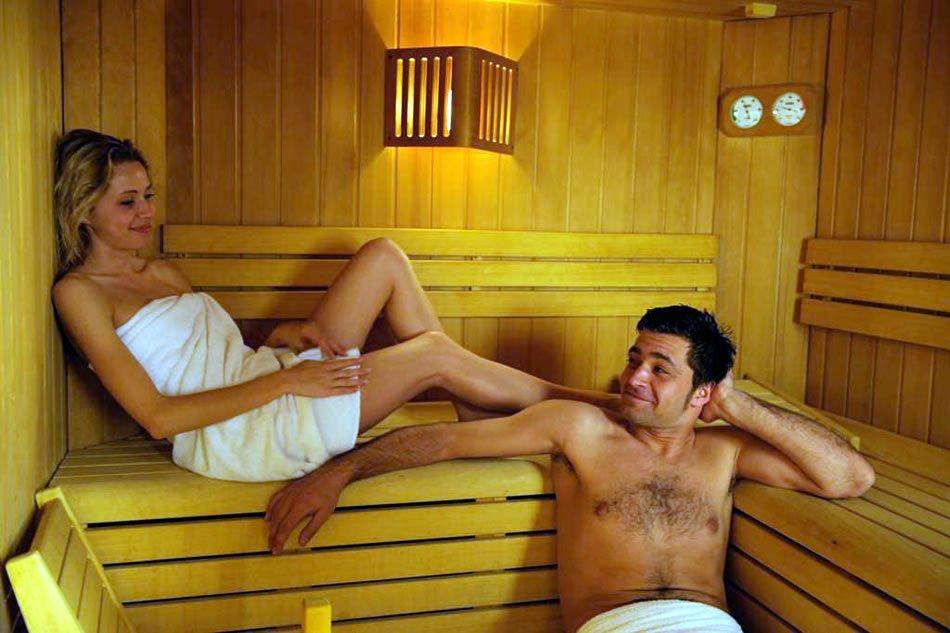 Hotel Pejo - Sauna