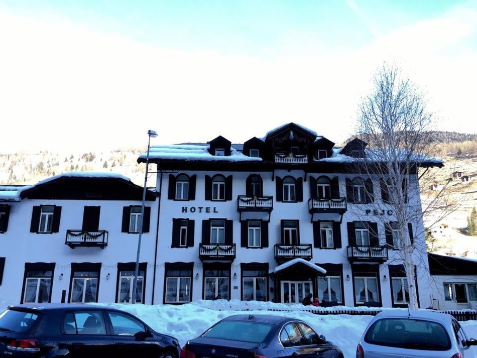 Hotel Pejo - La struttura