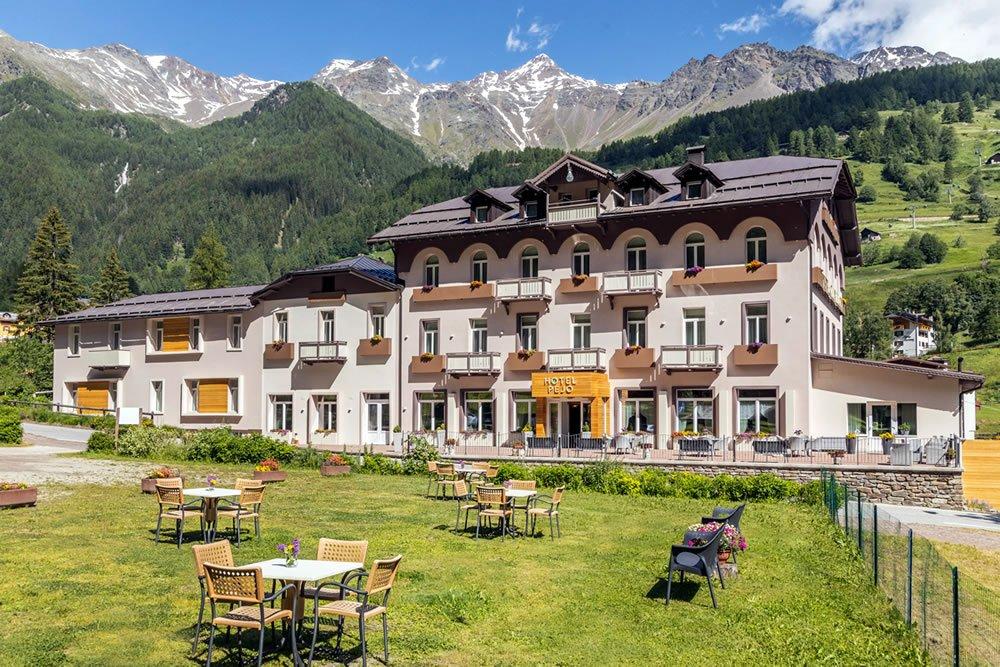 Hotel Pejo Peio Fonti