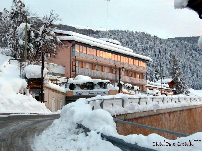 Hotel Pian Castello - La struttura