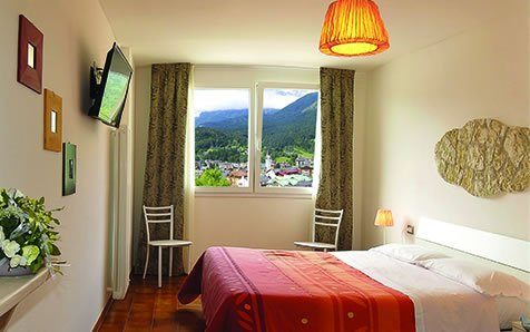 Hotel Pian Castello - Una camera