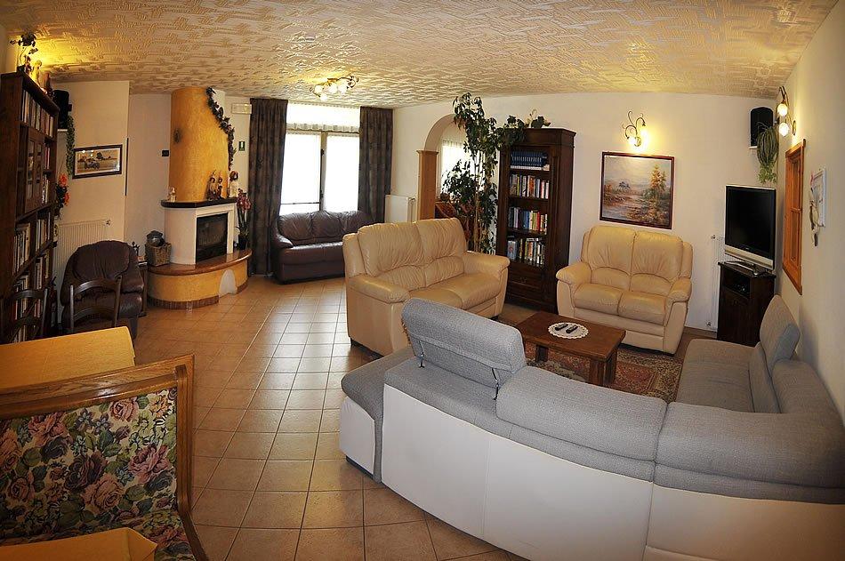 Hotel Pian Castello - Sala Tv