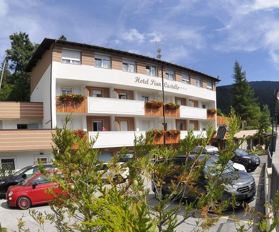 Hotel Pian Castello - Esterno struttura