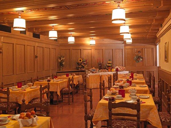 Hotel Pinzolo Dolomiti - Ristorante
