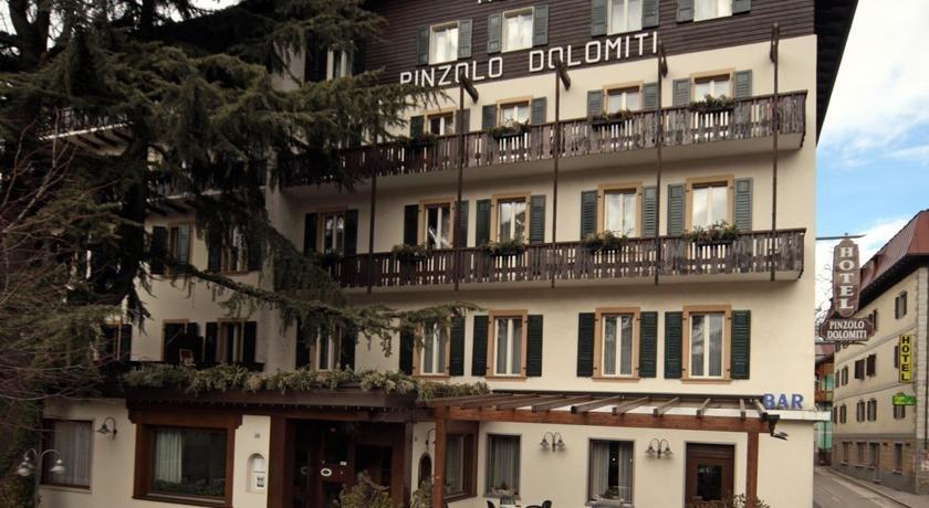 Hotel Pinzolo Dolomiti - La struttura