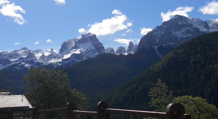 Hotel Pinzolo Dolomiti - Panorama