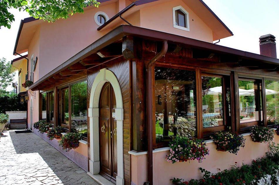 Hotel Il Bucaneve - Esterno struttura