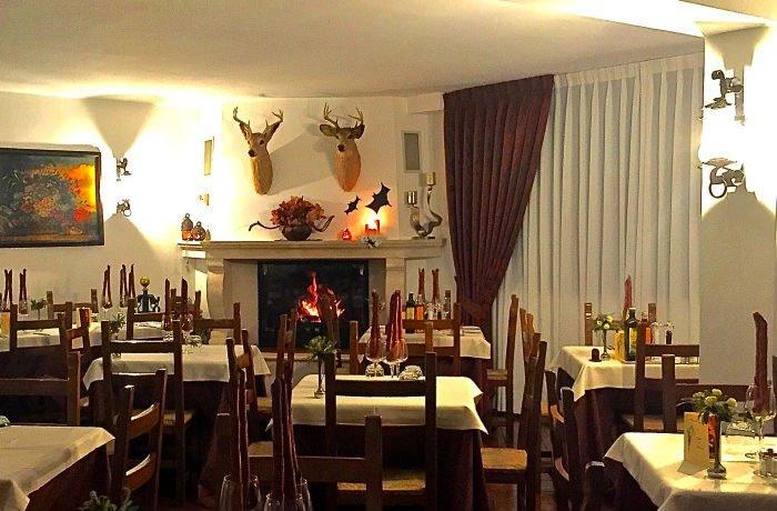 Hotel Il Bucaneve - Ristorante