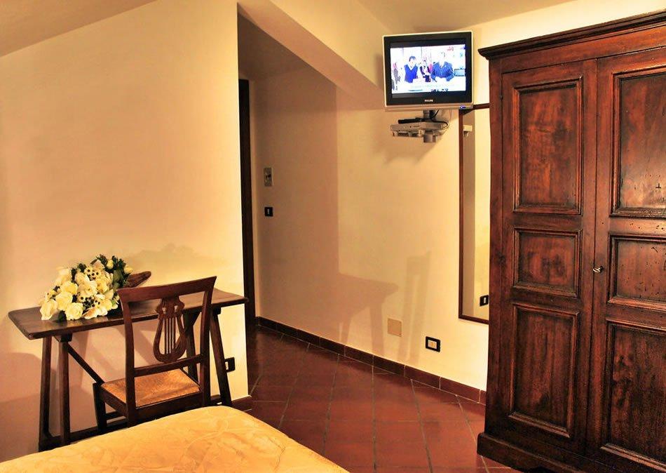 Hotel Il Bucaneve - Una camera