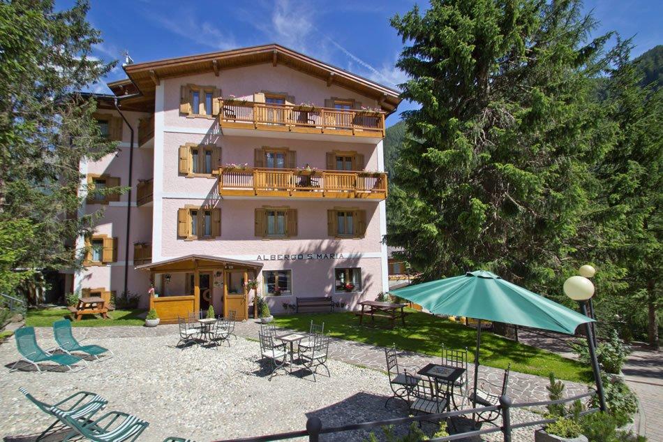 Hotel Santa Maria Peio Fonti