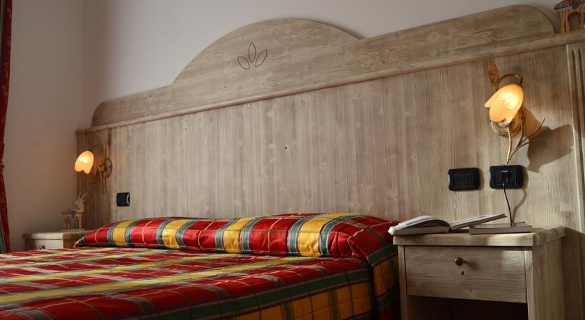 Hotel Sasso Rosso - Una camera