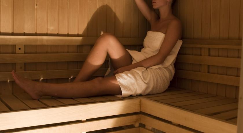 Hotel Sasso Rosso - Sauna