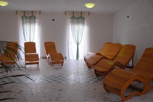 Hotel Sasso Rosso - Centro Benessere
