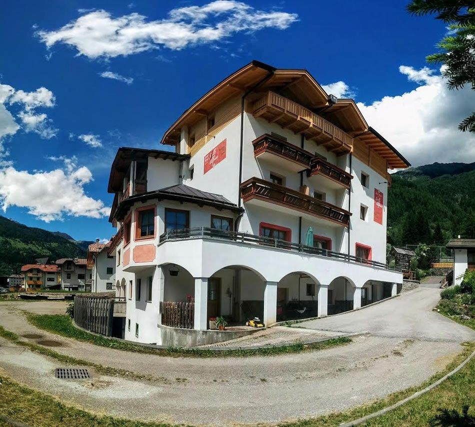 Sport Hotel Stella Alpina - La struttura