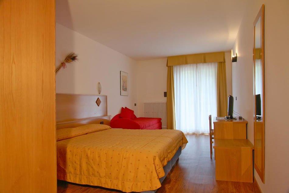 Sport Hotel Stella Alpina - Una camera