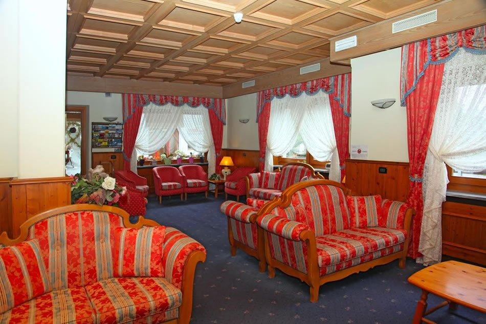 Sport Hotel Stella Alpina - Area relax