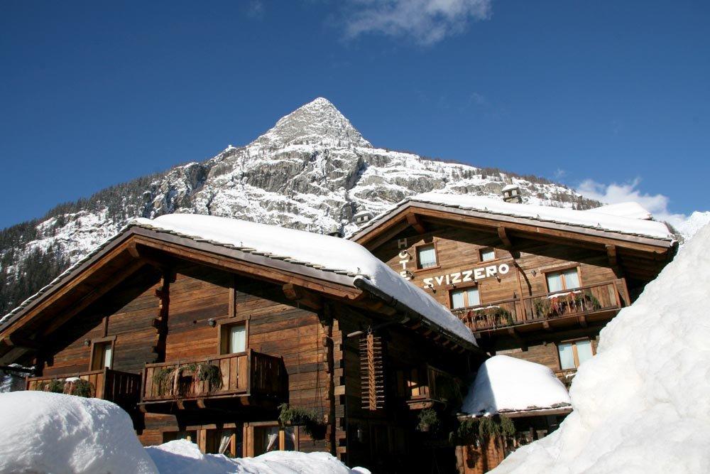 Hotel Svizzero Courmayeur