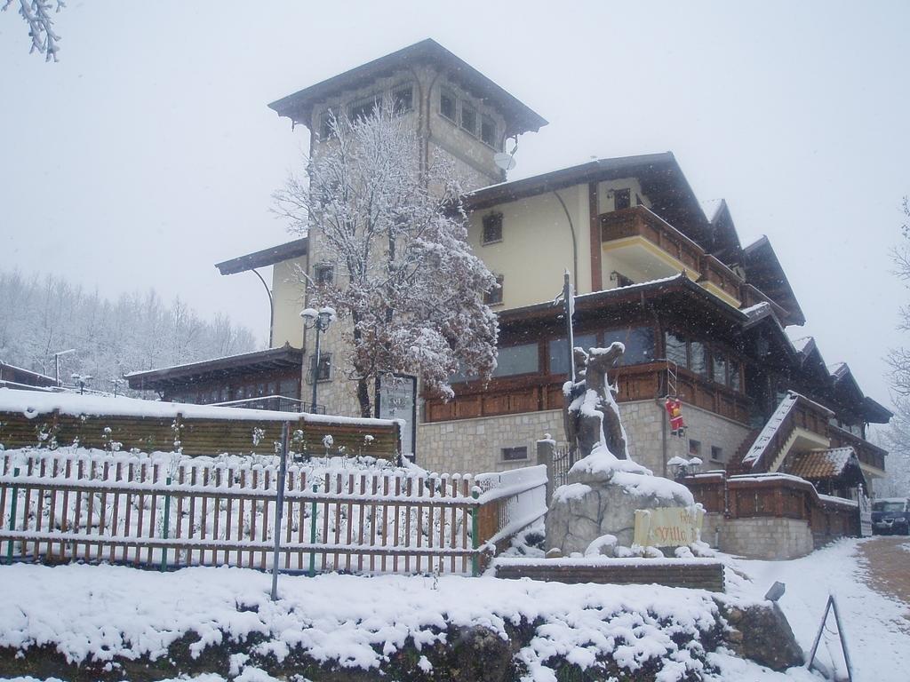 Hotel Villa Danilo Gamberale