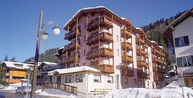 Hotel Villa Emma - La struttura