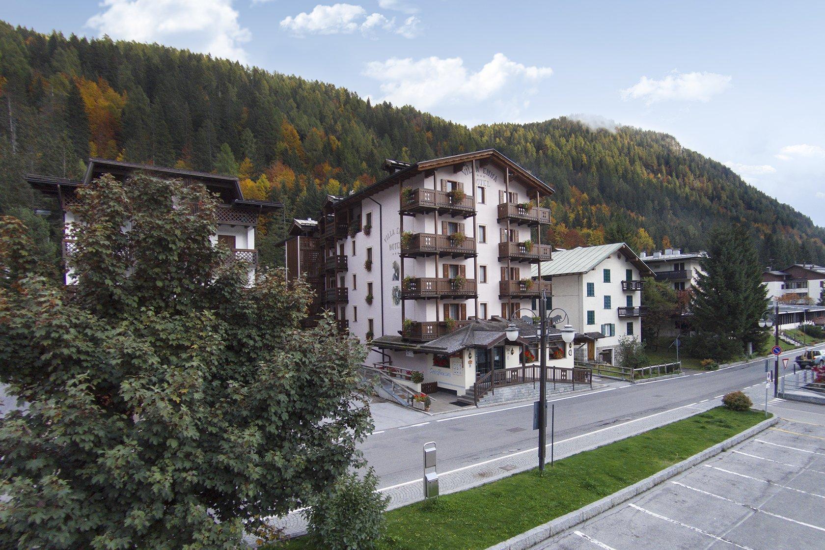Hotel Villa Emma - Esterno struttura