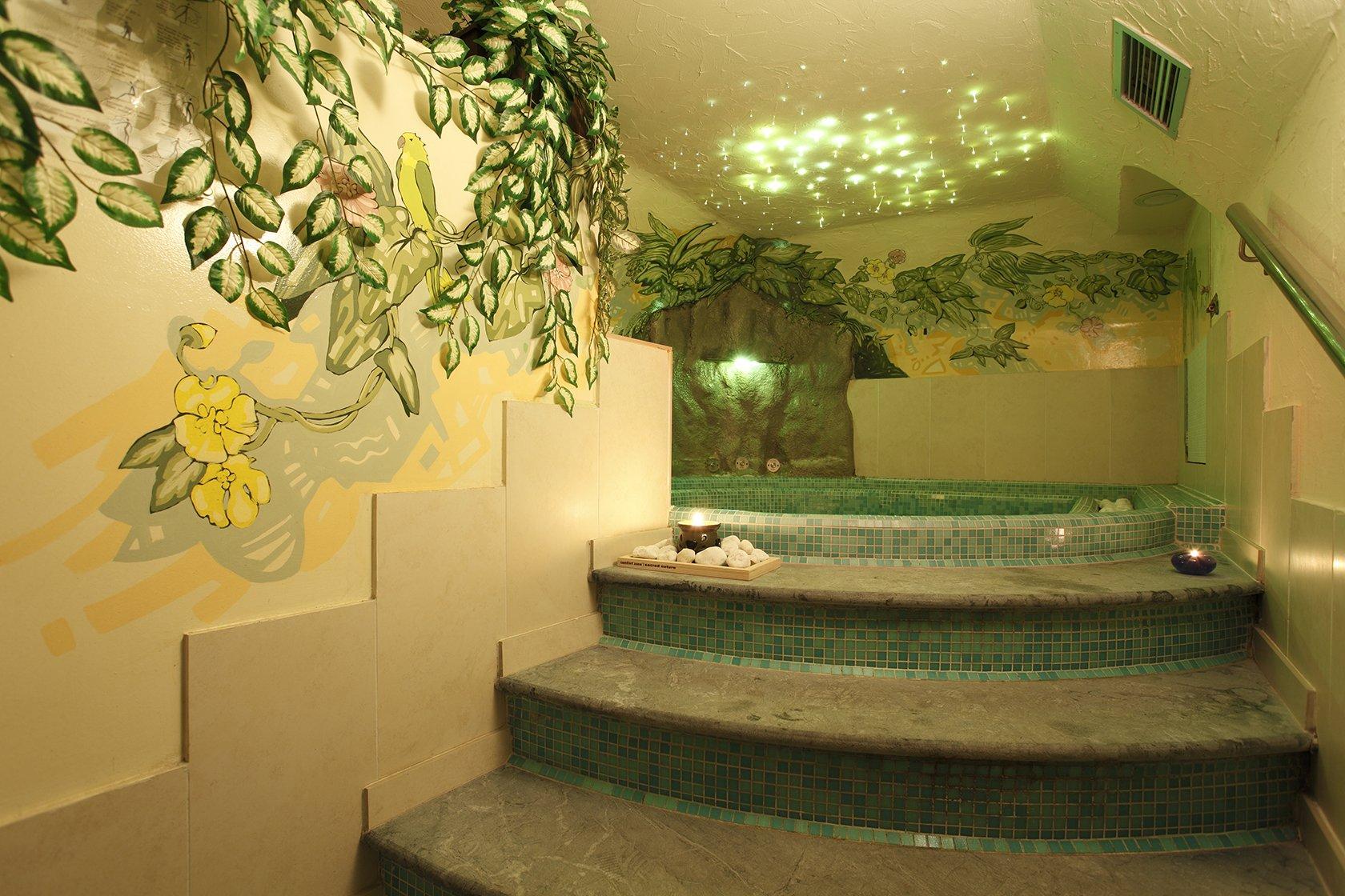 Hotel Villa Emma - Vasca idromassaggio