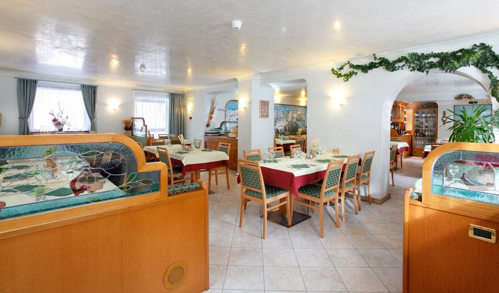 Hotel Villa Emma - Sala colazione