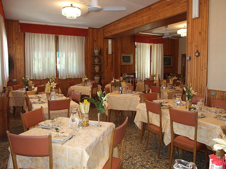 Hotel Villa Patrizia - Ristorante