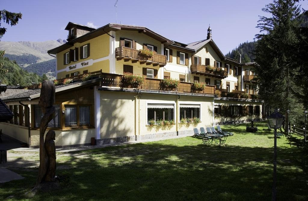 Hotel Vioz Peio