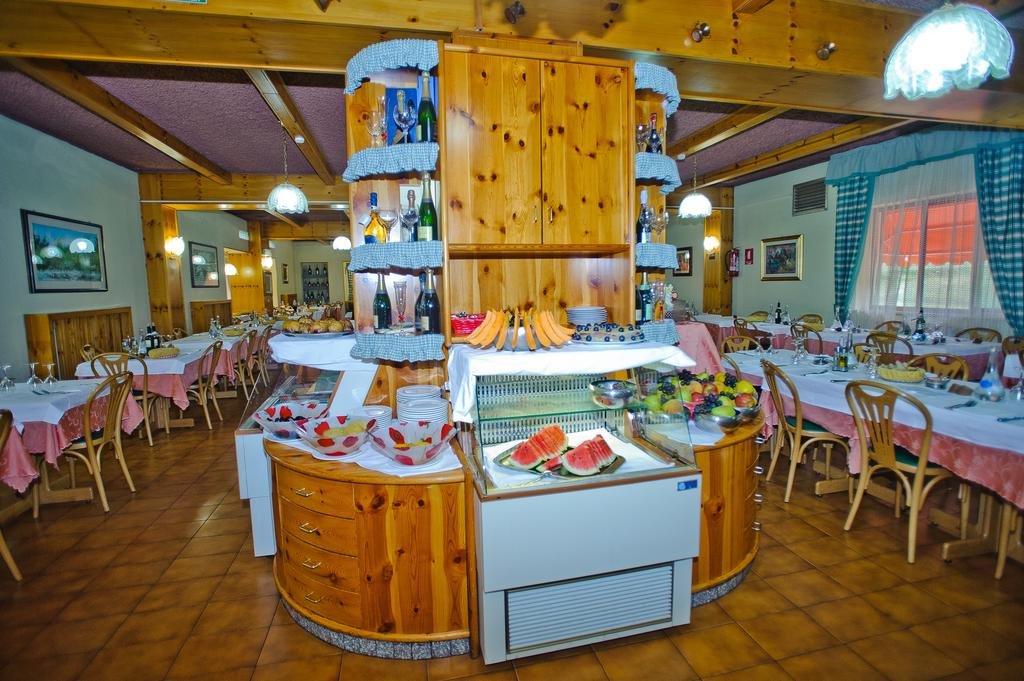 Magnola Palace Hotel - Sala colazione