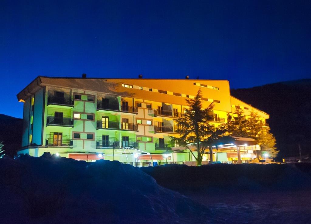 Magnola Palace Hotel - La struttura