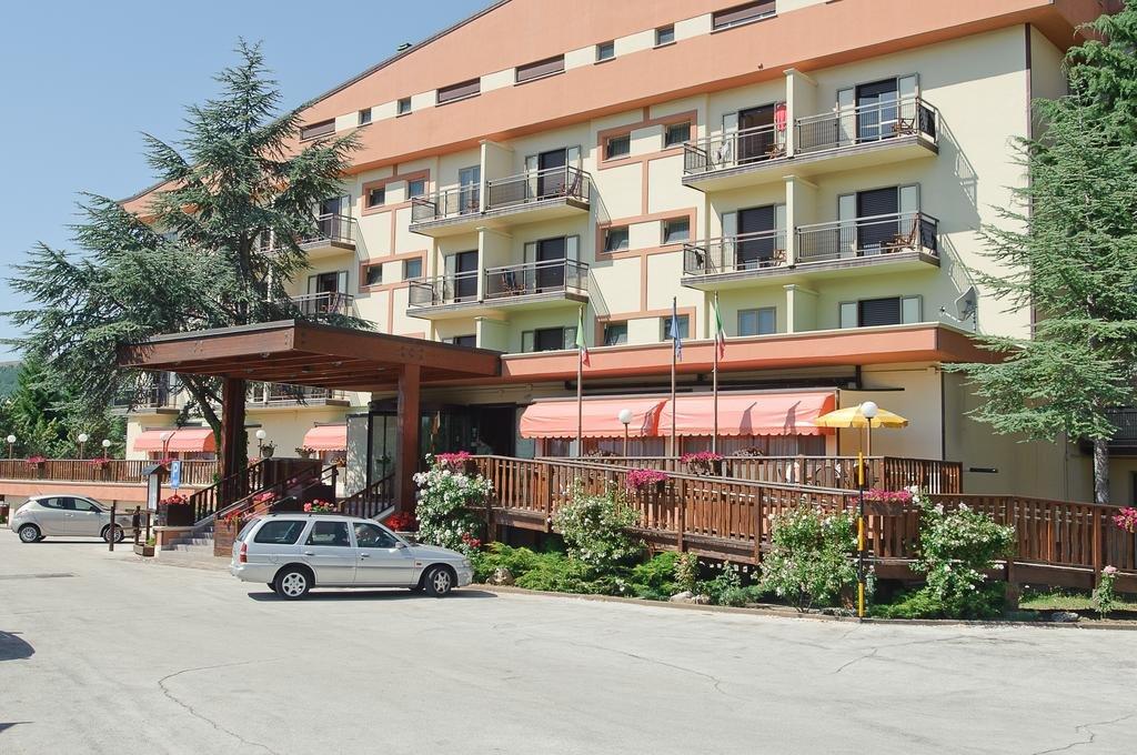 Magnola Palace Hotel - Esterno struttura
