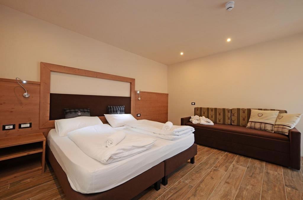 Park Hotel Avisio - Una camera