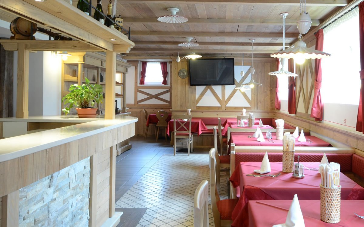 Park Hotel Avisio - Bar