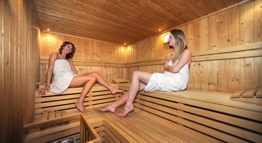 Wellness Hotel Dolomia - Sauna