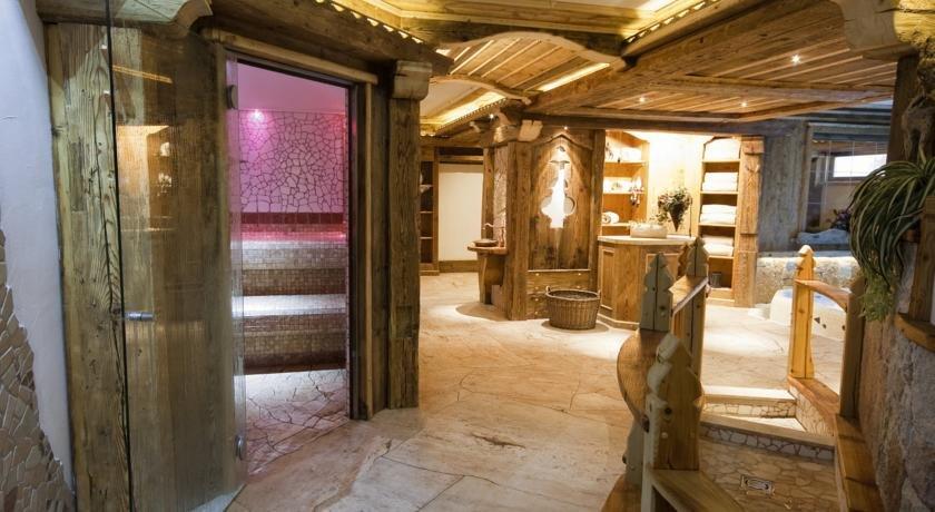 Wellness Hotel Dolomia - Area relax