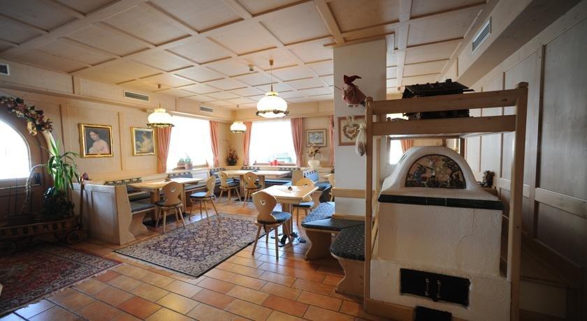 Wellness Hotel Dolomia - Interni