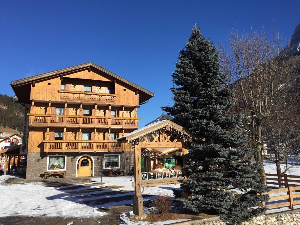 Wellness Hotel Dolomia - Esterno struttura