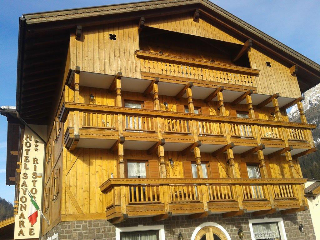 Wellness Hotel Dolomia - La struttura