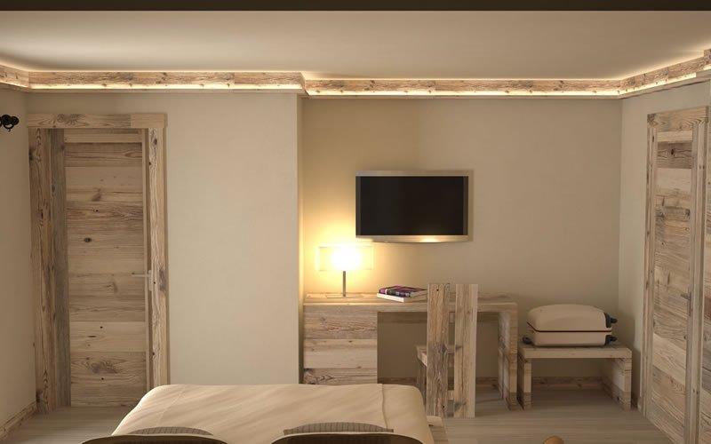 Wellness Hotel Dolomia - Junior Suite