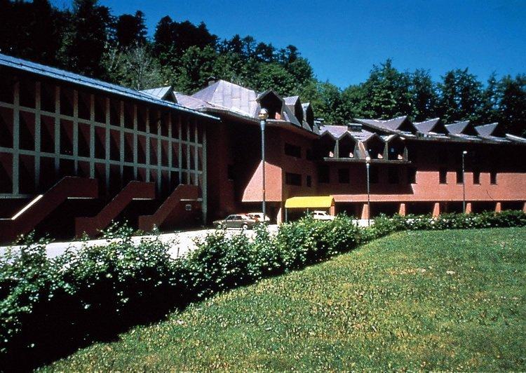 Residence Boscolungo - Esterno struttura