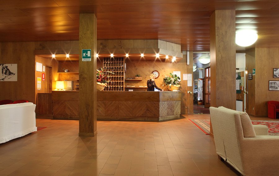 Residence Boscolungo - Hall