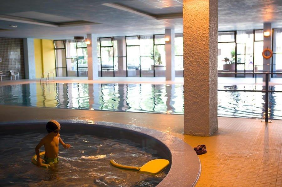 Residence Boscolungo - Piscina per Bambini