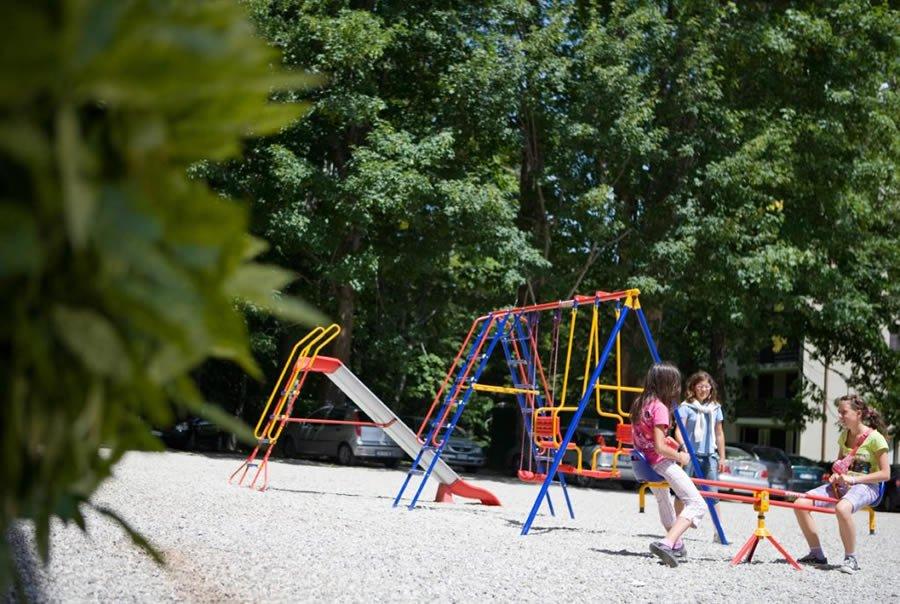 Residence Boscolungo - Area giochi