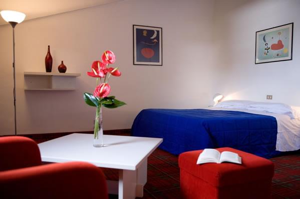 Residence Boscolungo - Una camera