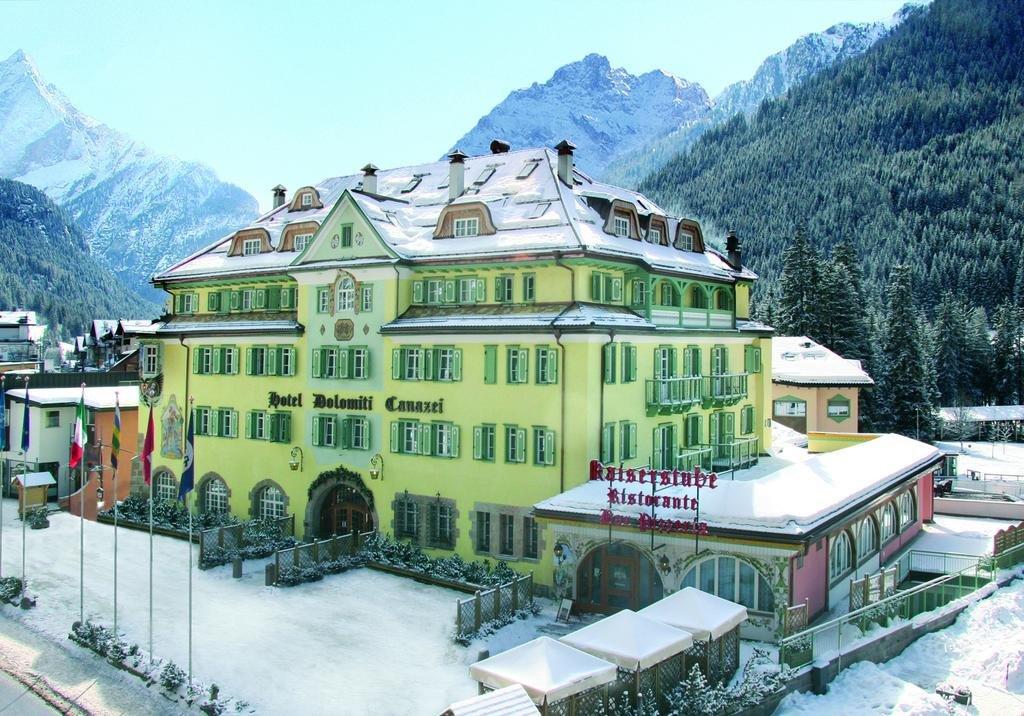 Schloss Hotel & Club Dolomiti (blu) Canazei