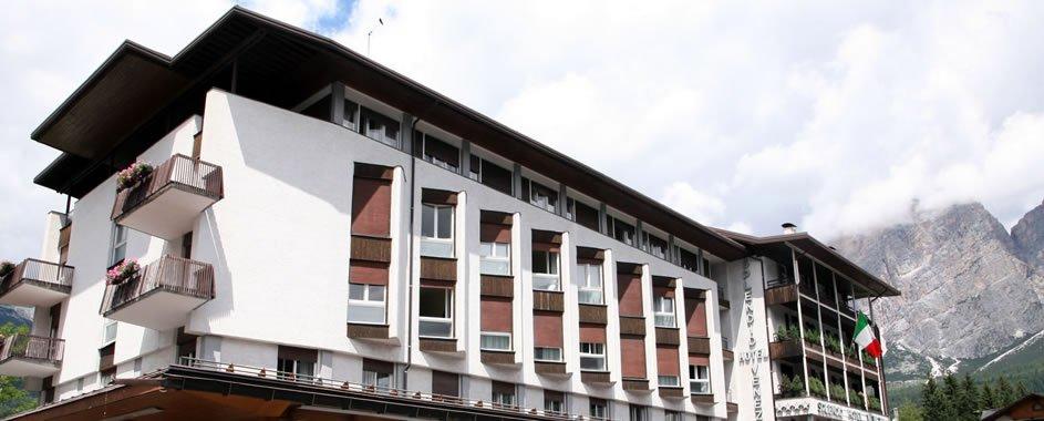 Splendid Hotel Venezia Cortina