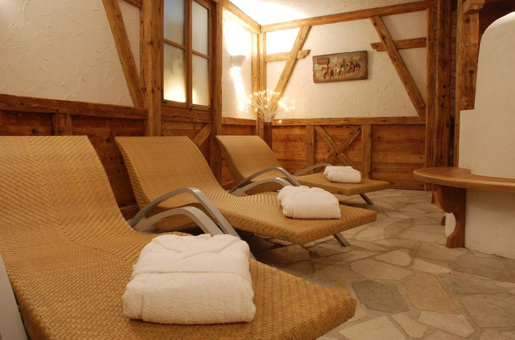 Sporthotel Rosatti - Area relax