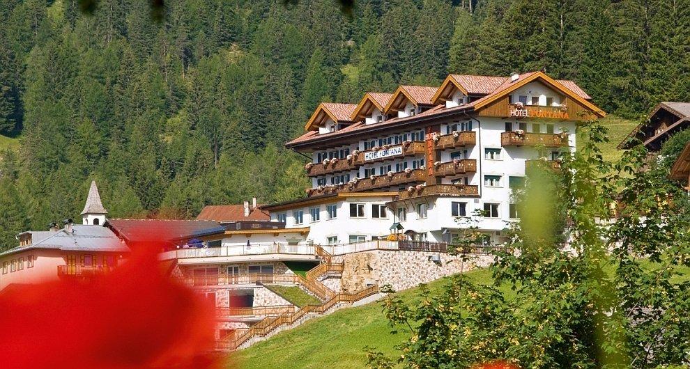 Wellness Hotel Fontana Vigo di Fassa