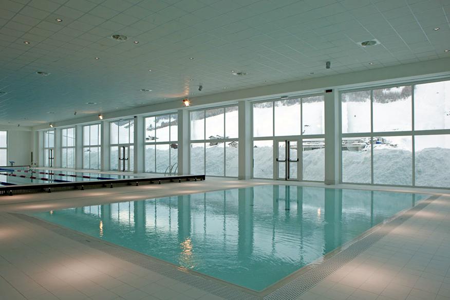 Aquagranda livigno wellness park - Residence a livigno con piscina ...